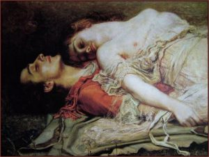Death of Tristan & Isolde