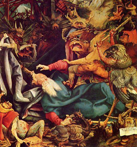 matthias-grunewald-temptation-of-st-anthony