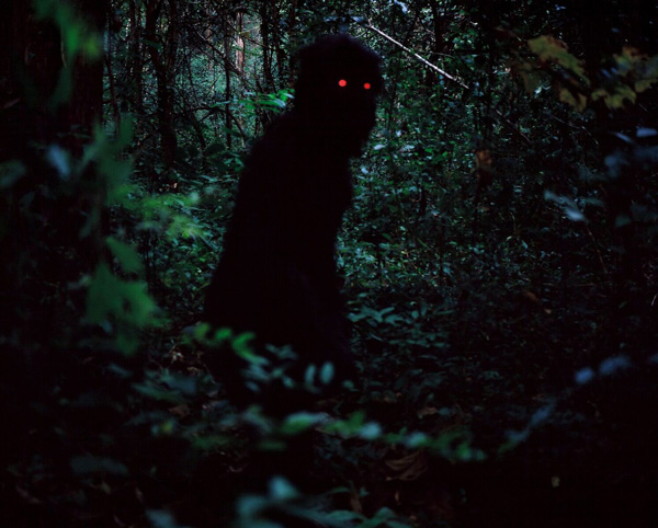 The Monkey Ghost. From Uncle Boonmee